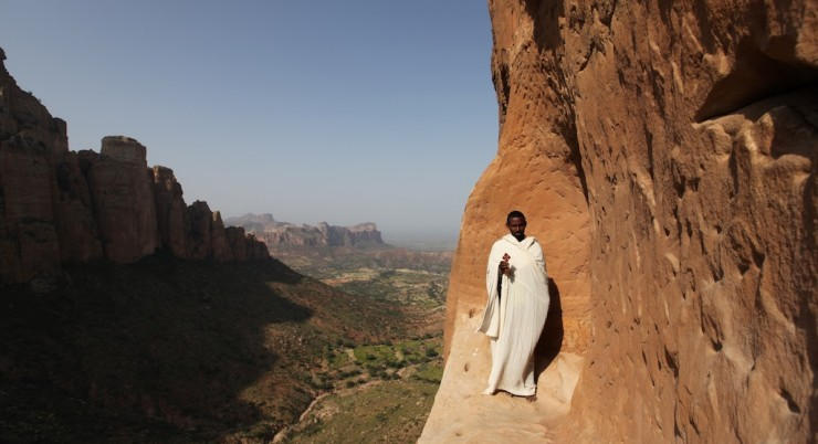 Tigray Rock Hewn Churches