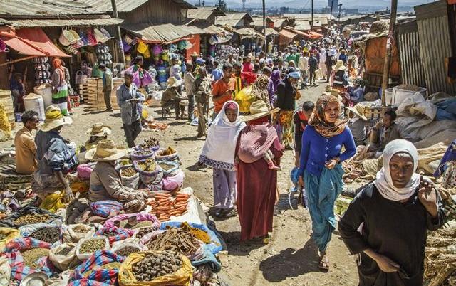 Addis Ababa & Surroundings